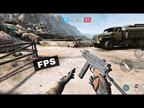 Top 8 Best FPS Games For Android/iOS 2020