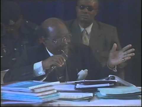 Counsel Corrects Chief Justice Oputa - #OputaPanel