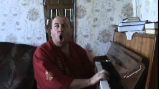 Владимир Чони в качестве моего ученика, старый урок.