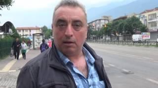 İşte Bursa'daki deprem anı