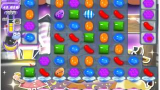 Candy Crush Dreamworld Level 244  Walkthrough Video & Cheat