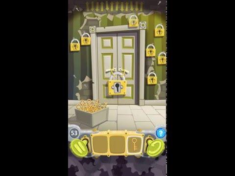 100 Doors Cartoon level 16