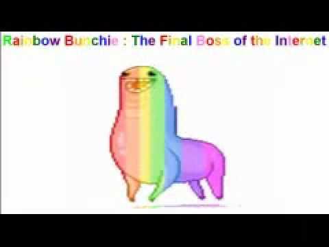 Rainbow Bunchie 1 hour