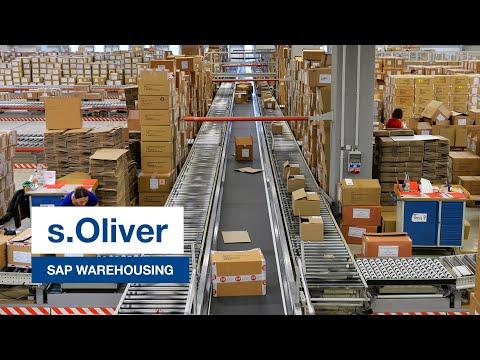 SAP EWM in der Fashion Logistik mit IGZ bei s.Oliver