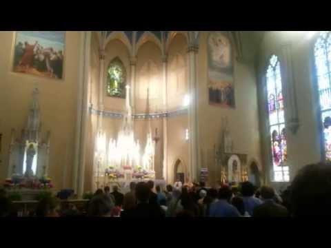 Emmanuel Catholic Church Easter Sunday (Alleluia! Alleluia! Let the Holy Anthem Rise)