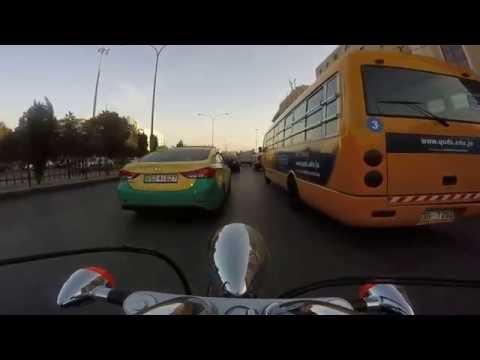 Riding in Amman Traffic 2