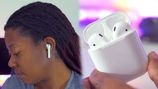 Apple Airpods Review! (1 month later)