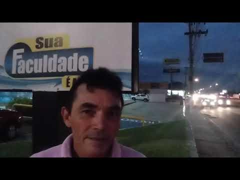 Faculdade de engenharia na br101 são José santa Catarina reportagem severino claro