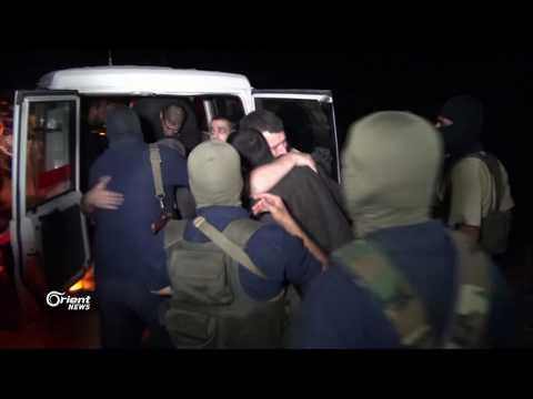 إخلاء مسلحي الميليشيات الطائفية كمرحلة أولى من مفاوضات كفريا والفوعة  - 12:21-2018 / 7 / 19