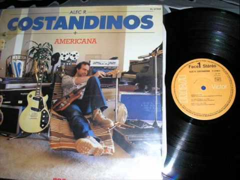 Alec R.  Costandinos  - Americana (1981)