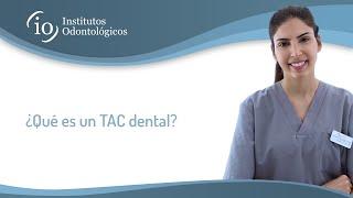 Gambar cover Qué es un TAC dental