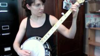 Take Me In A Lifeboat - Excerpt from the Custom Banjo Lesson from The Murphy Method