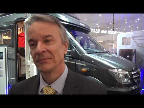 Motorhomes and destinations at the CMT trade fair in Stuttgart