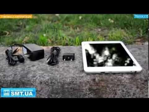 Видео обзор на китайский планшет Ramos X10 Mini