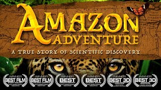 Amazon Adventure Official Trailer - NOW PLAYING