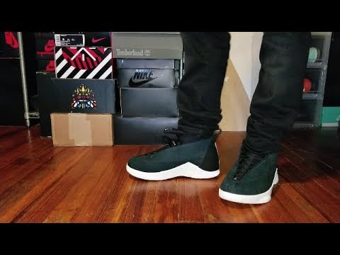 online store afb8f fc0da AIR JORDAN 15 PSNY REVIEW + ON FEET
