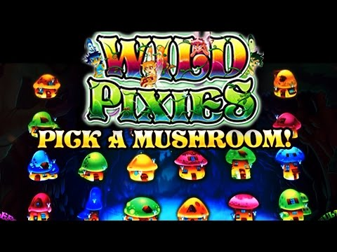 wild pixies slots