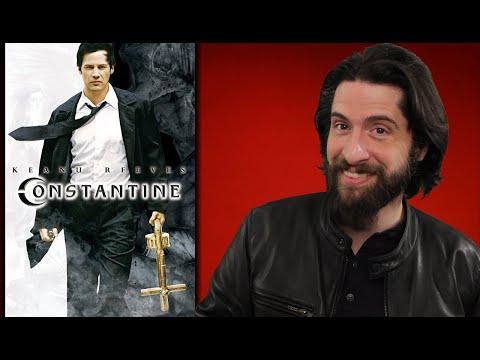 Constantine - Movie Review