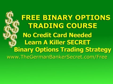 Killer binary options secret
