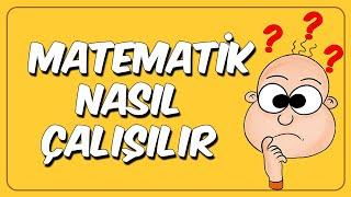 5dk'da MATEMATİK NASIL CALIŞILIR? - Tonguc Akademi