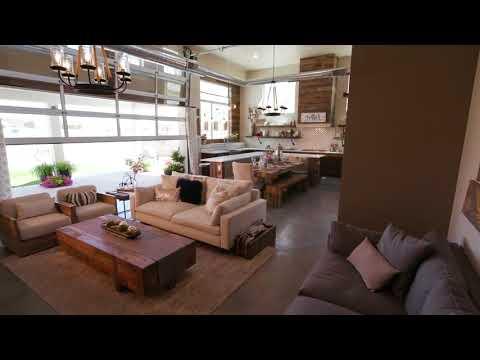 Urban Chic Living Room