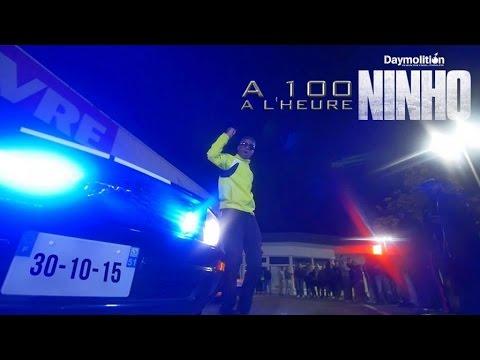 Ninho - A 100 à L'heure | Daymolition