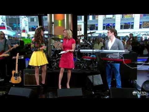 'Karmin'  on 'GMA': Stars Nick Noonan and Amy Heidemann Discuss Covers, New Album