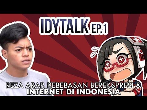 Reza Arap, Kebebasan Berekspresi dan Internet di Indonesia | IDYT Talk Podcast#1 (No Cut, No Edit)
