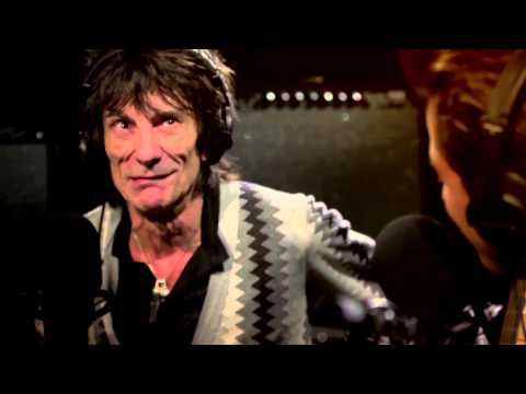 Ronnie Wood and Mark Ronson discuss The Meters funk band