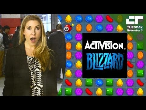 Activision Blizzard Buys Candy Crush Maker King Digital For $5.9B | Crunch