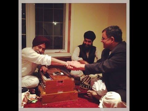 Premjit Singh - Ahange Majlise Dar Canada - Afghan/Hindi Ghazaal