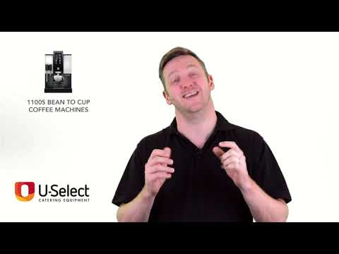 U-Select Catering Equipment Review - WMF 1100S Bean to Cup Coffee Machine