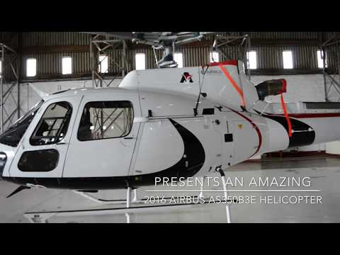 2016 Airbus Eurocopter AS350B3e Helicopter For Sale