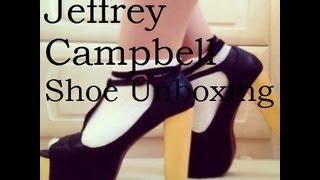 Jeffrey Campbell Shoe Unboxing + Q&A? Thumbnail