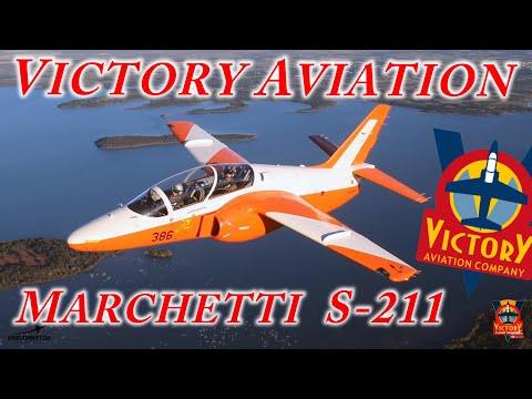 S-211 Marchetti Victory Flight Training