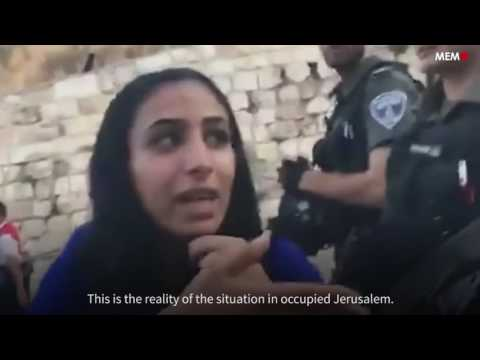 Palestinian journalists harassed while covering Al-Aqsa events