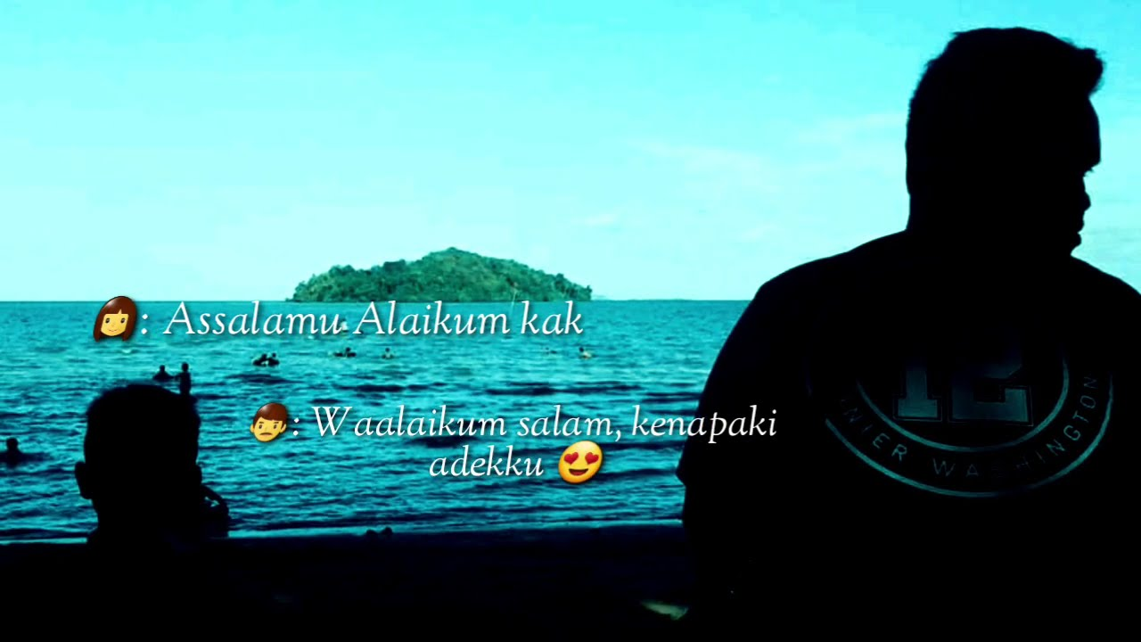 STORY WA/Chat Sedih Bikin Baper|| Qoutes WA Sedih - YouTube
