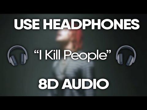 Trippie Redd - I Kill People (8D Audio) 🎧