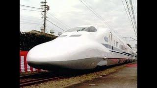 N700系新幹線の製造工程