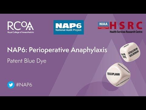 NAP6: Patent Blue Dye