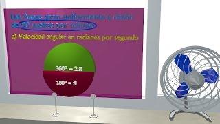 Cinemática 3D: Ejemplo de Movimiento Circular Uniforme (MCU)