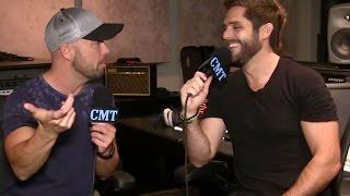 CMT Radio: Thomas Rhett Reveals His First Headlining Tour