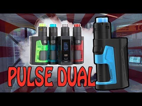 PULSE DUAL Mod kit en Español de // Vandy Vape