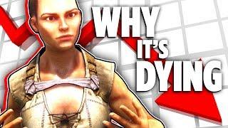 (Not Clickbait) Ark is Finally Dying & Here's Why. Ark: Survival Evolved Extinction - BREAKDOWN