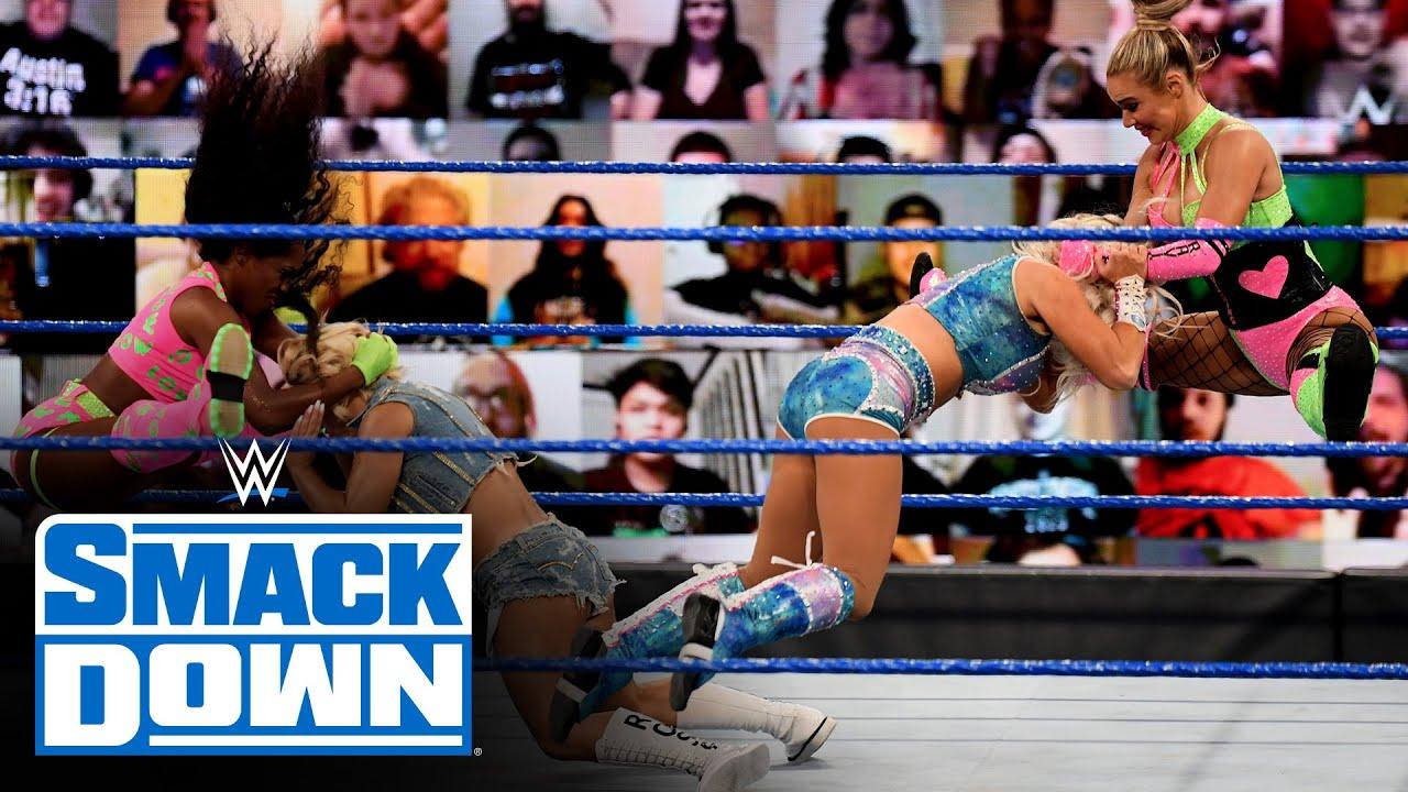 Download Natalya vs. Shayna Baszler: SmackDown, April 2, 2021