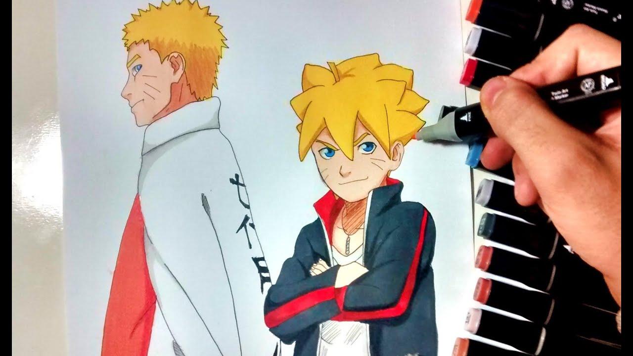 Madara Drawing In Pencil Drawing Naruto and Bor...