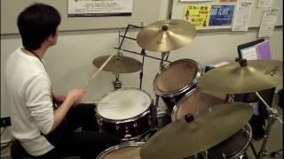 島村楽器 けやきウォーク前橋店 ドラム科講師演奏 由上一郎