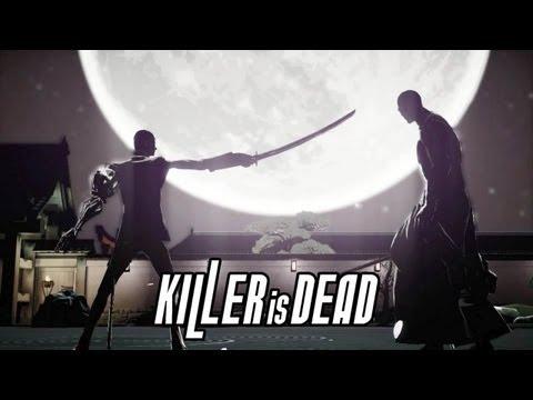 Killer is Dead 'E3 2013 Trailer' TRUE-HD QUALITY E3M13