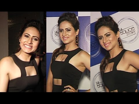 Sargun Mehta Hot At Her Birthday Party 2016