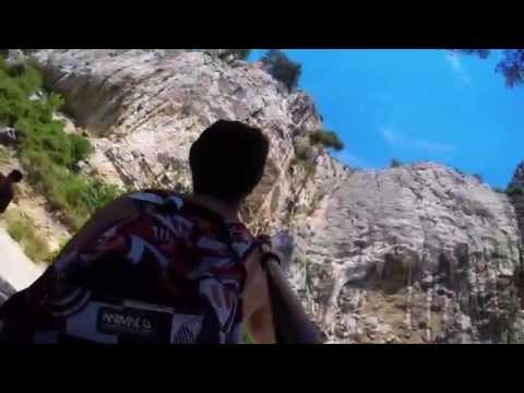 ☆☆   Summer 2015: Marseille - Les calanques, France [GoPro™]  ☆☆